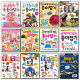 종이접기 책 소녀들의 공룡 동물 곤충 도감 백과 로봇 창의력 지식 업 어린이 유아 아동 학습
