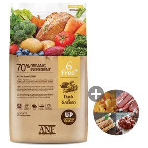 유기농 6Free 플러스 오리 5.6kg/강아지/사료/애견