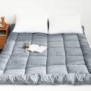알러지케어 토퍼 매트리스 침대 패드 퀸 150x200