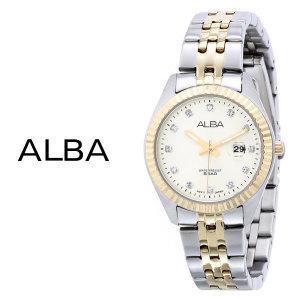 세이코 알바  ALBA 알바 여성용 메탈시계 AH7T50X1