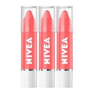 니베아 립케어 립크레용 코랄 블라썸 X 3개
