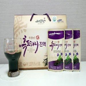 의성농산 직배송 국내산 발효흑도라지진액 1box 30팩