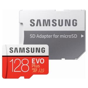 정품 에보플러스 마이크로SD카드 128GB SD카드 SD a8