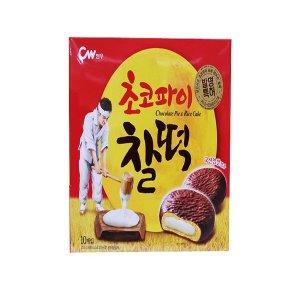 (1+1)청우식품_청우 초코파이찰떡_215G