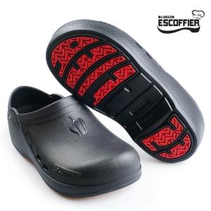 에스코피조리화 주방화 주방신발 방수화 PP-2020 블랙