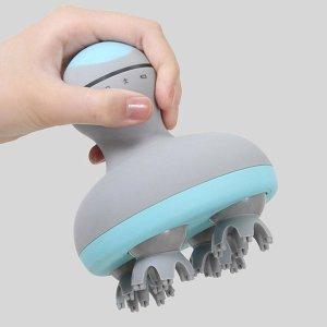 샤오미 두피마사지기 MINI 전동 무선 안마기 USB충전