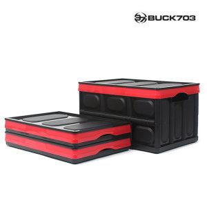 접이식 폴딩박스(중)/캠핑용 박스/수납/정리함/바스켓