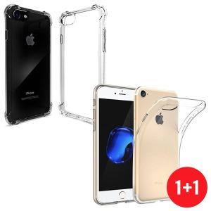 1+1 아이폰 11 / 프로 / 프로맥스 범퍼 젤리 케이스