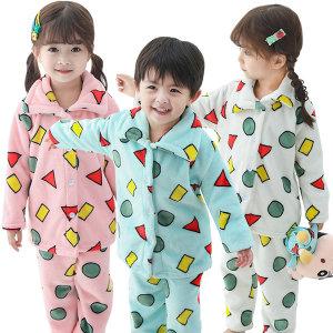 짱구 아동 수면 잠옷 상하세트 파자마파티 실내복