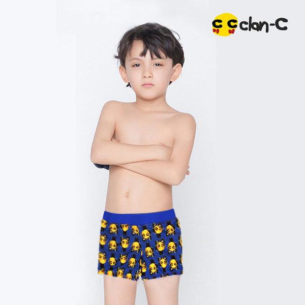클랜씨 유아동 남아 아동 수영바지 팬츠만 수영복