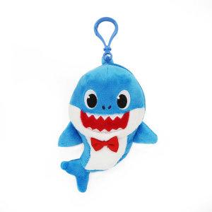 아빠상어 가방고리 인형