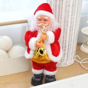 춤추는 산타인형 인테리어소품 크리스마스 산타클로스