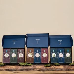 한차 티캡슐 3종 선물세트 A세트(가월+휴안+부기)