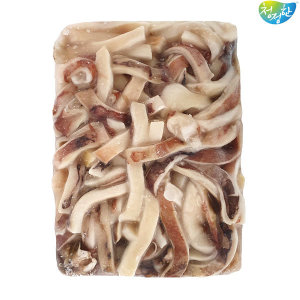 청정한씨푸드/오징어채 1kg 1팩