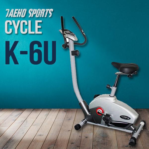 대호스포츠 power K-6u power K6 가정용 입식사이클