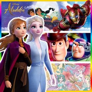 겨울왕국/디즈니/마블/무민/카카오 캐릭터 직소퍼즐