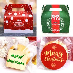 크리스마스 선물포장/선물상자/어린이집/답례품