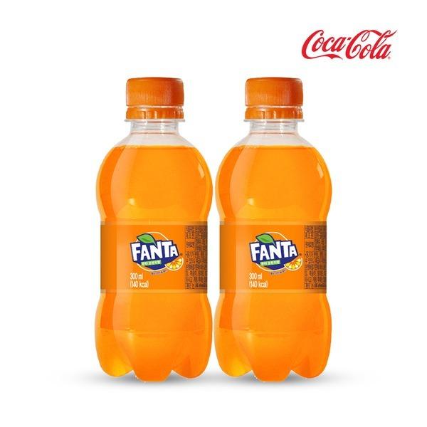 환타 오렌지 300ml x24pet/음료수
