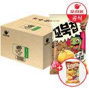 꼬북칩 스윗시나몬 80g  12개입/ 1박스 +사은품