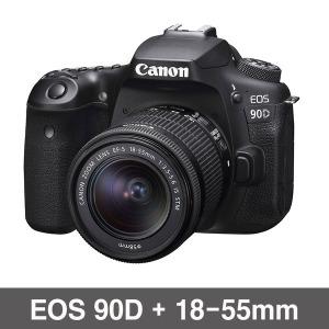 캐논 EOS 90D + 18-55mm STM / 정품 / 새상품 /Big