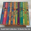 영어원서 Roald Dahl Collection 16 Books Box Set