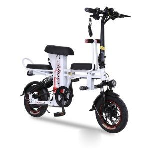 Adiman 접이식전기자전거전동자전거14인치전기차100km