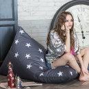 레드팟 콘스쁘띠 빈백쇼파 1인용쇼파 디자인의자
