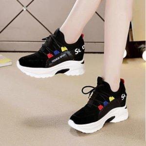 여성 신발 키높이 운동화 슈즈 단화 S27