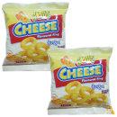 (2봉) 졸리졸리 치즈링 35g /수입 과자 담라 초코무초