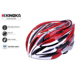 레디컬 성인헬멧 자전거헬멧   58~62cm 레드