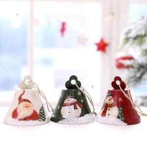 행복한마을 크리스마스 오너먼트 페치카벨3개세트