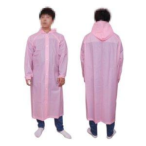 다회용 패션 이쁜 성인 우의 우비 비옷 레인코트 고급