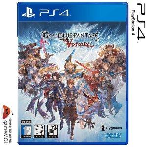 PS4 그랑블루 판타지 버서스 한글판 /프로모션코드포함