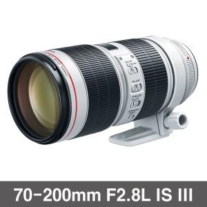 캐논 EF 70-200mm F2.8L IS III USM /정품/새상품/Big
