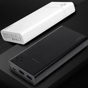 모루이 보조배터리20000 대용량 휴대폰 차량용품 블랙
