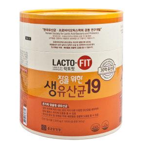 락토핏 장을위한 생유산균19종 180포/프로바이오틱스