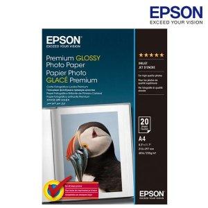 EPSON S041287 엡손 광택 포토용지 A4용지(20매)
