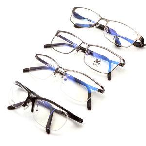 MPO 프리미엄 사각테 4종14컬러 블루라이트 차단 안경