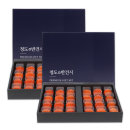 청도 반건시 곶감 70호 24입 2박스 /구정명절선물세트