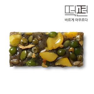 흑깨영양떡 45gX10개 아침식사대용 답례떡 떡