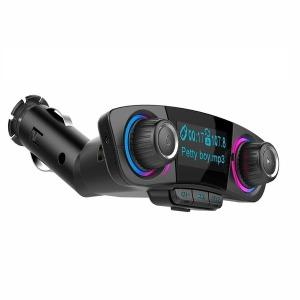 SAVFY 블루투스 5.0 자동차 FM MP3 플레이어