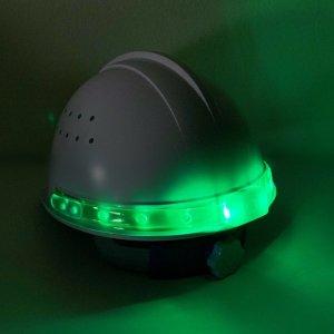 세이프119 안전모LED밴드 야간 안전모 led 초록/Green
