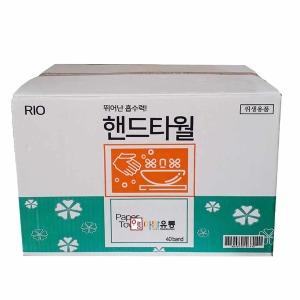 성진켐/리오핸드타월(핸드타올)ㅡ40밴드