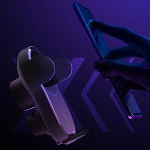 리얼오토X 15W 차량 자동 고속 무선 충전 거치대