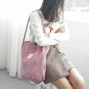 골덴리프 에코백 여성가방 숄더백 천가방 캔버스백