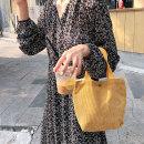 코듀로이미니 에코백 여성가방 숄더백 천가방 골덴백