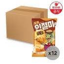 오리온 꼬북칩 달콩 인절미 80g12개(1박스)