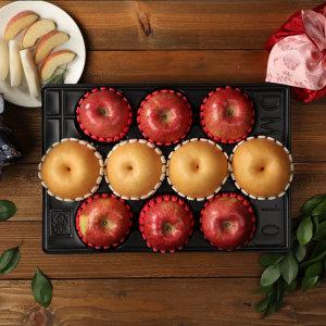 과수원길 사과 배 과일선물 사과6과배4과 총4kg제수용