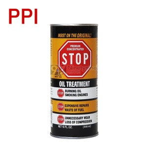 PPI STOP 엔진오일첨가제 12개/엔진코팅제/스탑/위즈
