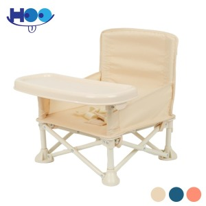 Hoo 아기 식탁 부스터 이유식 의자 (휴대용/접이식)